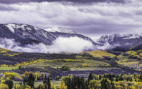 NewYorkMountainColorado by Darryl Gallegos