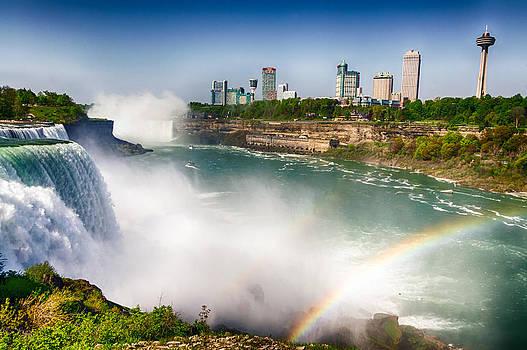 Niagara falls by Dheeraj Mallemala