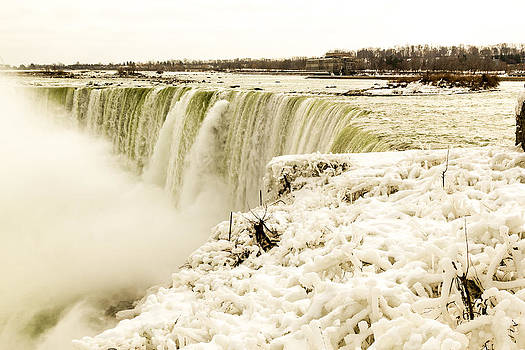 Niagara Falls by Tibor Co