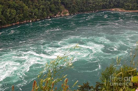 Linda Rae Cuthbertson - Niagara Falls Whirlpool