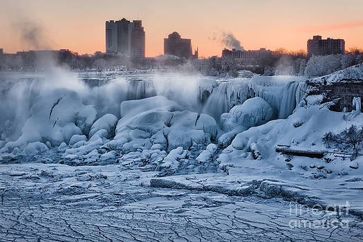 Niagara Myth by doug hagadorn by Doug Hagadorn
