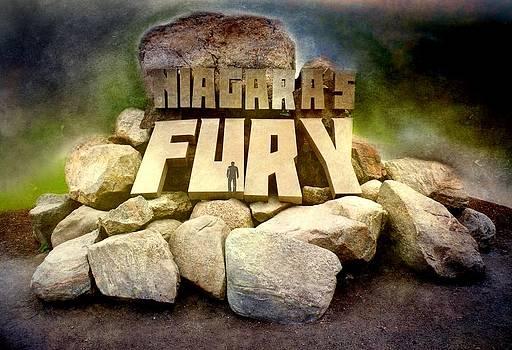 Niagara's Fury by Amanda Struz