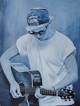 Niall Horan by David Dunne