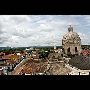 #nicaragua #granada #architecture by Kayla  Pearson