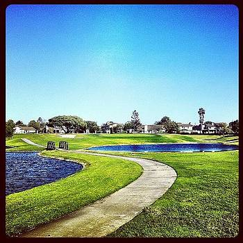 Nice Day For #golf #riverridge by Tristan Thames