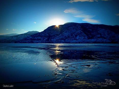Guy Hoffman - nICE SunSetting Skaha Lake
