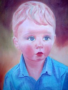 Nicholas by Brenda Everett