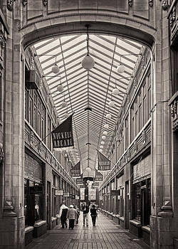 Nickels Arcade by James Howe