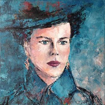 Nicole by Beata Belanszky-Demko