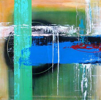 Niebieski Horyzont by Elwira Pioro by Elwira Pioro