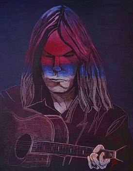 Neil Young   Patriot by Edward Pebworth
