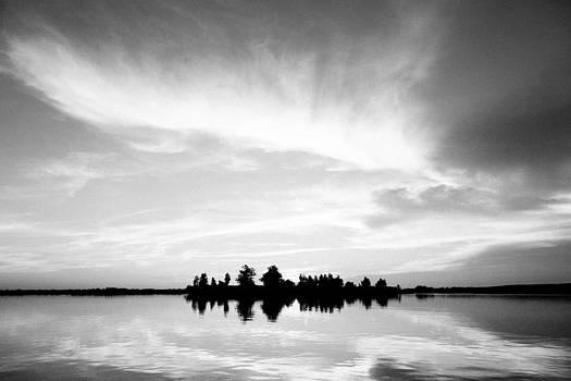 Nicole Neuefeind - Niger sunset
