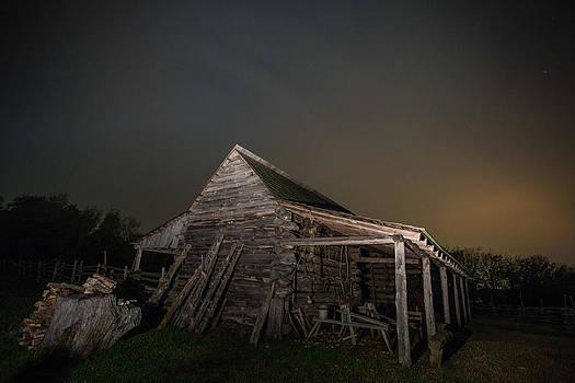 Bonnie Davidson - Night Barn