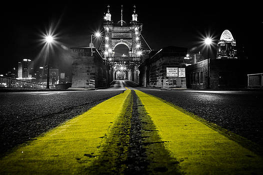 Night Bridge by Keith Allen