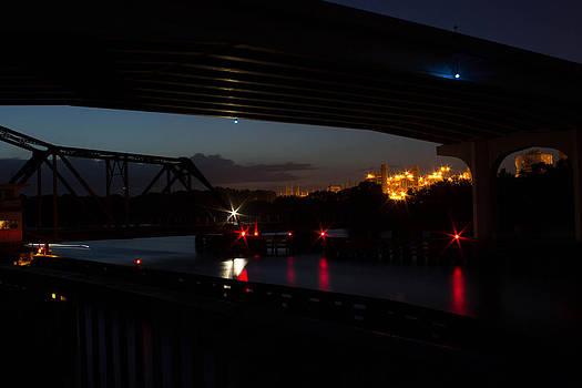 Patti Colston - Night Bridges