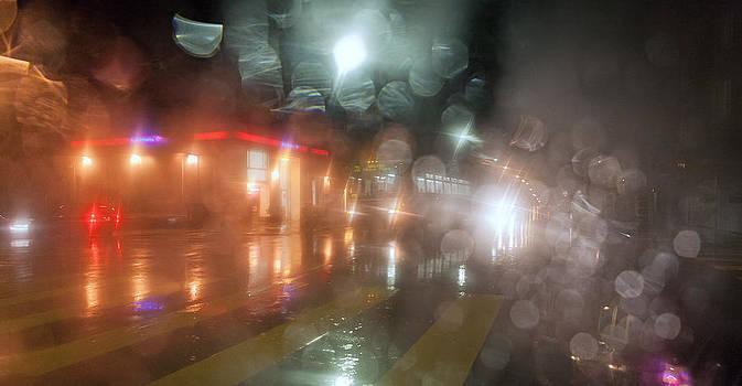 Daniel Furon - Night Bus Runs thru the Rain