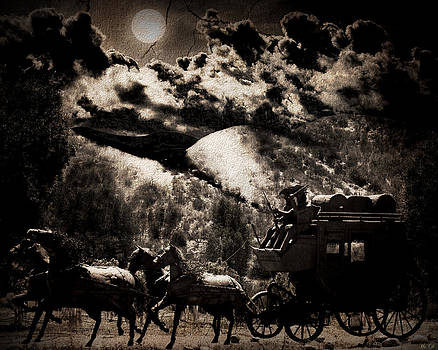 Night Coach by Dale Simmons