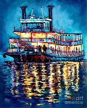 Night Cruise by Lisa Tygier Diamond