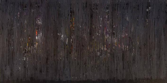 Night Falls on Manhattan by James Mancini Heath