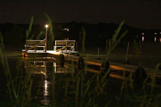 Night Fishing Anyone? by Kim Kruger