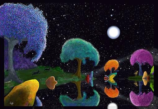 Night Games by Douglas Day Jones