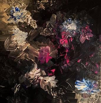Night Garden by Anna Villarreal Garbis