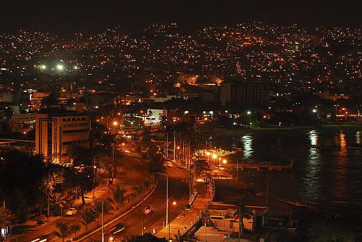Ramunas Bruzas - Night in Acapulco
