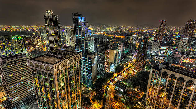 Night Life by Mario Legaspi