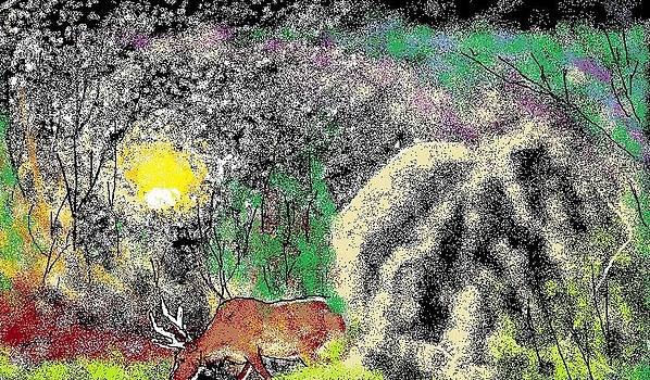 Night life by Nixon Mwangi