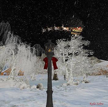 Night Light for Santa by Kylie Sabra