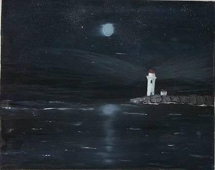 Night Light by Tony  DeMerchant