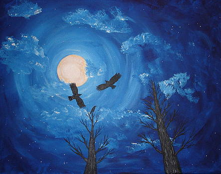 Night of the Crow by Angie Butler