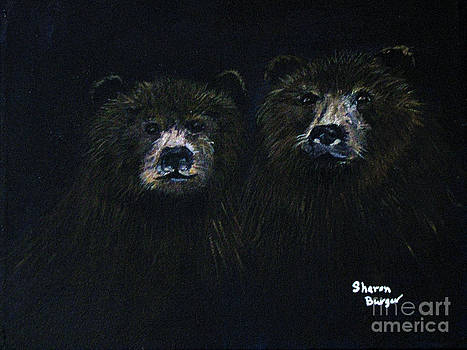 Night of the Grizzlies by Sharon Burger