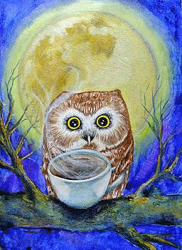 Night Owl by Heather  Gillmer