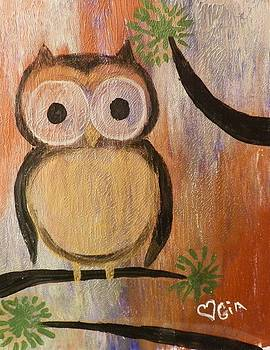 Night Owl by Jann Elwood