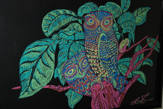 Night Owls by Lorinda Fore