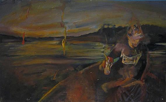 Night Ride by Devin Hunter