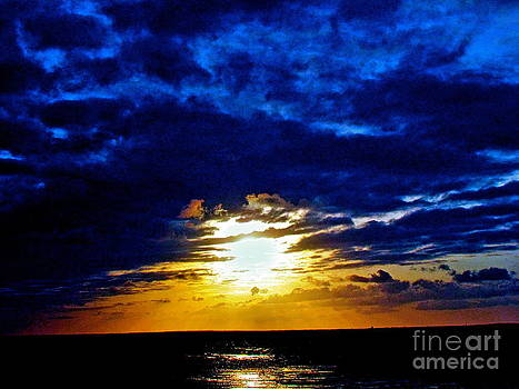 Night Surrounds the Sun by Q's House of Art ArtandFinePhotography