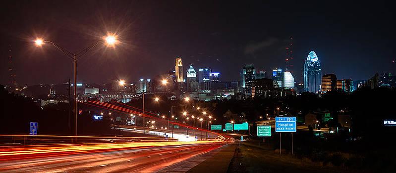 Night Traveler by Josh Blaha