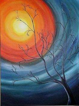 Night Tree by Patricia Alexander