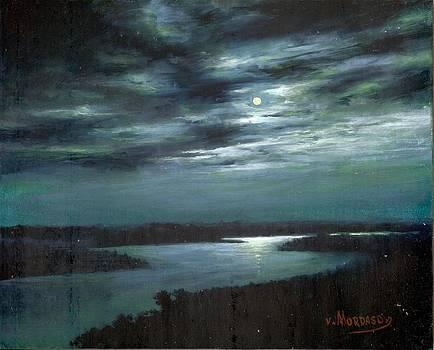 Night by Victor Mordasov