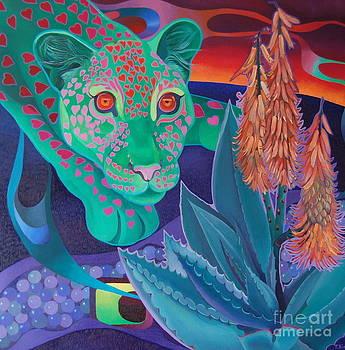 Night Wispers by Tatyana Binovska