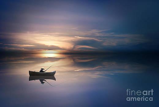 Nightboat by Ma Bu