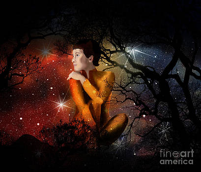 Nightfall  by Sydne Archambault