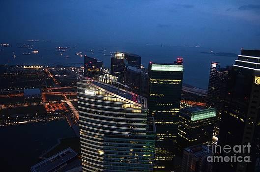 Nightlife Singapore by Greg Cross