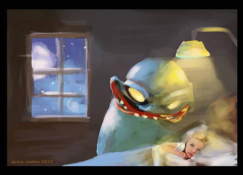 Nightmare by Andra Watson