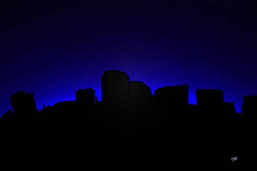 Nightscape by Rick Brandon