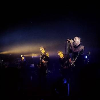 Nine Inch Nails At The Joint At The by HK Moore