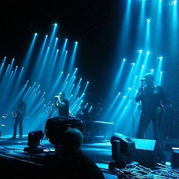 Nine Inch Nails At The Joint In Vegas by HK Moore