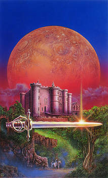 Nine Princes in Amber by Don Dixon